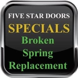 Same Day Garage Door Repair Novi Mi Five Star Doors